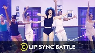 Lip Sync Battle - Lauren Cohan