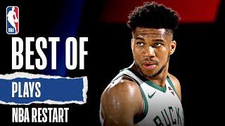 Best Of Plays | NBA Restart