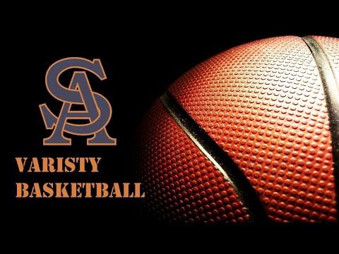 Subiaco Trojan Basketball @ Pottsville High School