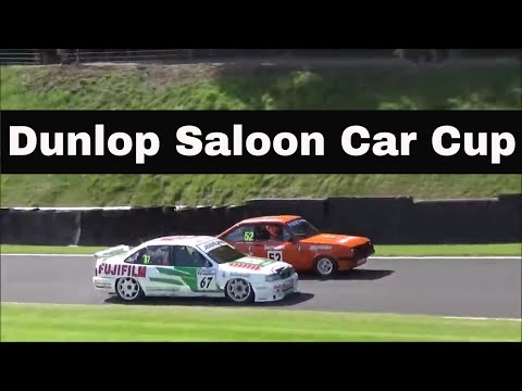 Dunlop Saloon Car Cup | Oulton Park Gold Cup 2019 - M3 Accord Skyline RS500