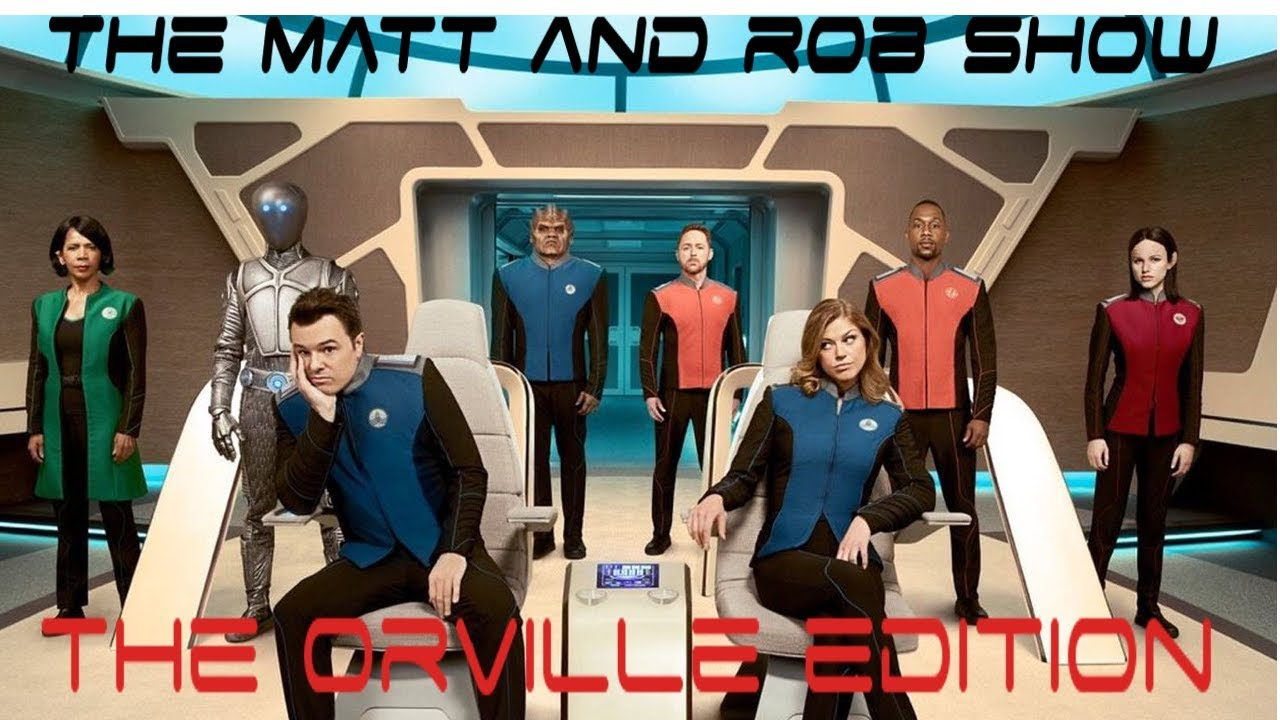 Download The Orville s1e7 Majority Rule