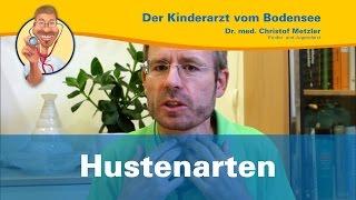 Die sieben Hustenarten - Der Kinderarzt vom Bodensee [Husten 1/3]