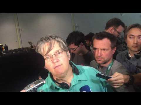 Rio Olympics: Journalist describes attack on media bus