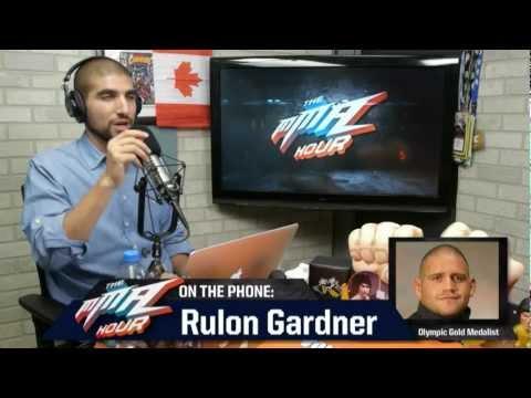 Rulon Gardner Admits He Turned Down Big Bucks to Fight Fedor Emelianenko