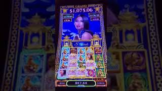 BIG WIN!!! ON SLOT MACHINE..MGM GRAND LAS VEGAS