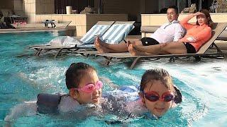 Swimming Song By LoveStar | Nursery rhymes & Kids song