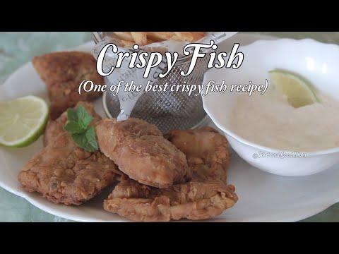 One Of The Best Crispy Fish Recipe #CrispyFish #Fishrecipe