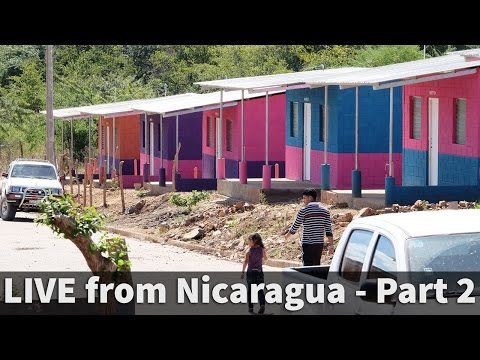 Live from Nicaragua - Part 2!! Breaking news!!