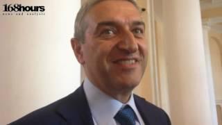 Վահան Մարտիրոսյանը՝ Լուսինը զավթելու մասին