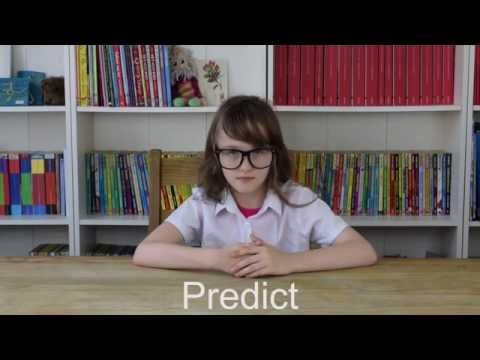 What does predict mean?