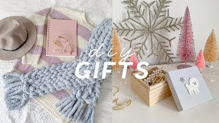 DIY Christmas Gift Ideas on a Budget for 2019 🎁Affordable and Easy