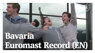 How Ridiculous breaks world record from Euromast