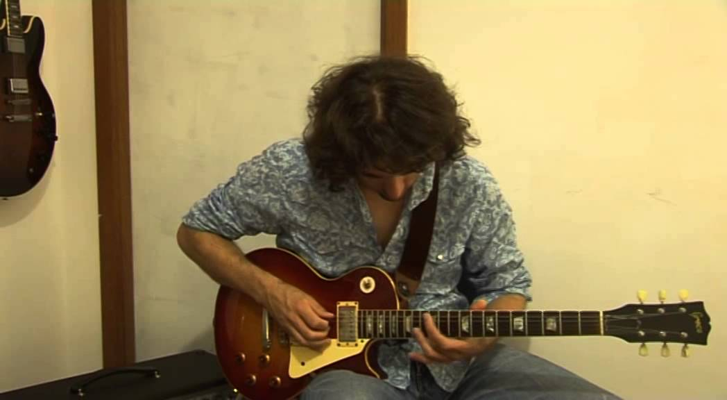 Cant You Hear Me Knocking Rolling Stones Guitar Demolesson Youtube