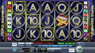 Triple Diamond - чемпион казино клуб