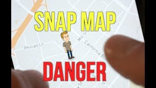 SNAP MAP DANGER