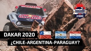 😱 DAKAR 2019: ¿EL DAKAR 2020 EN CHILE, ARGENTINA Y PARAGUAY?