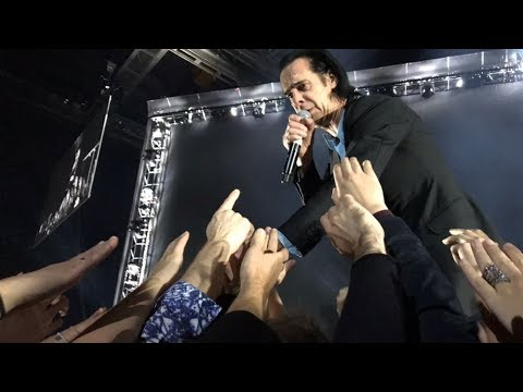 Nick Cave & The Bad Seeds live in Oslo 2017 | Whisper 104