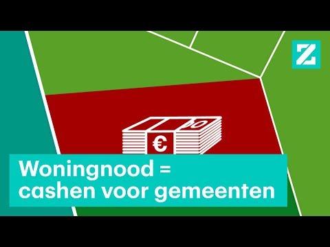 Hoe gemeenten cashen bij woningnood • Z zoomt uit