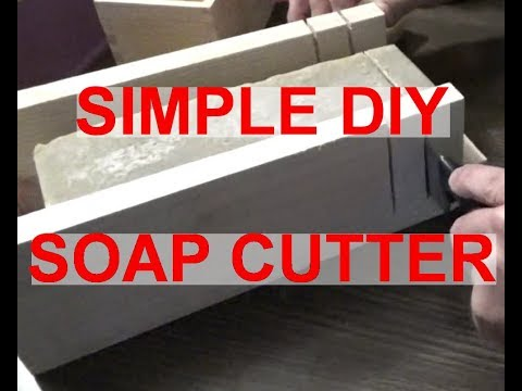 How To Make A Free Wood Soap Cutter