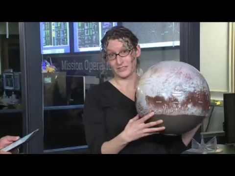 NASA New Horizons webcast - Pluto Flyby and Kuiper Mission