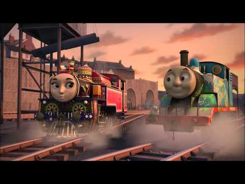 Thomas the Tank Engine & Friends US DVD Advertisement - CGI Version