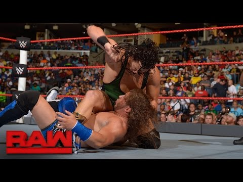 Bo Dallas vs. Gary Graham: Raw, Sept. 19, 2016