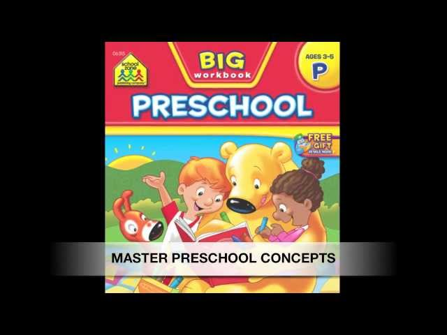 Printables School Zone Publishing Worksheets big preschool zone publishing youtube