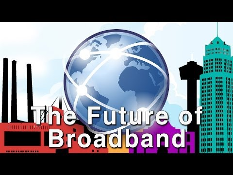 The Future of Broadband Internet in San Antonio