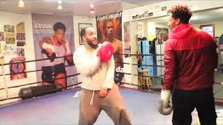 Hilarious!!! Demetrius Andrade imitates other BOXERS Part 2