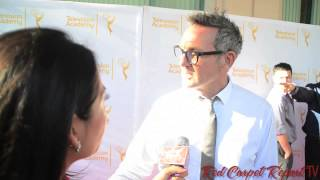 Jeff Thacker at the 66th Emmy Choreographers Nominee Reception #Emmys