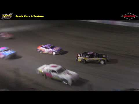Stock Car -- 9/15/17 -- Rapid Speedway Nationals Night 1