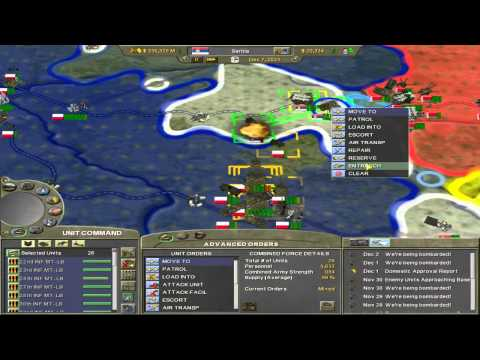 Supreme Ruler 2020 - The Kingdom of Serbia - Part 8