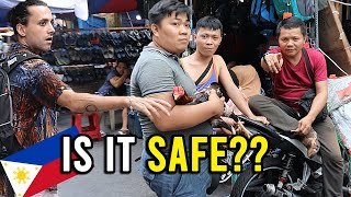 How DANGEROUS is the PHILIPPINES? 4 Months of TRAVEL