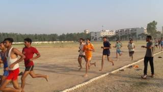 ssc cpo 1600 meters runing tips