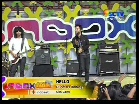 Hello - Di Antara Bintang,Live Performed Di INBOX (16/10) Courtesy SCTV