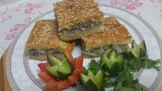 Мясной пирог / GOSHTLI PIROG