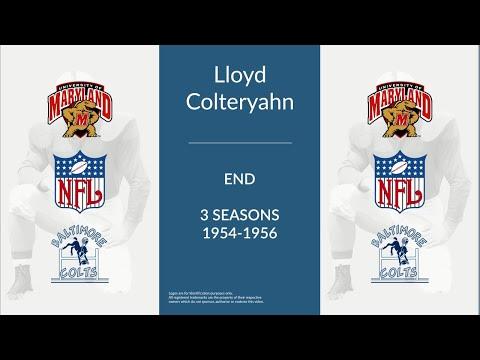 Lloyd Colteryahn: Football End