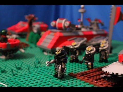 Lego Alien Army Custom The Celestial Dominion A World