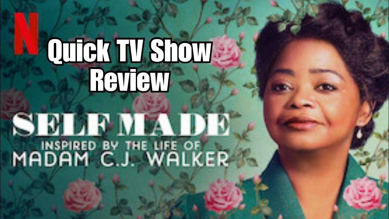 Self Made: Madam CJ Walker Review