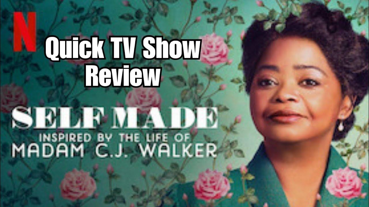 Self Made: Madam CJ Walker Review