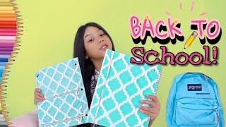BACK TO SCHOOL SHOPPING 2018! & SCHOOL SUPPLIES HAUL | Txunamy
