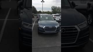 2018 Utopia Blue Audi Q5