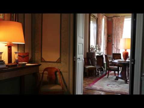 Vente du mobilier du Château de Varvasse - 28, 28 et 30 septembre 2012