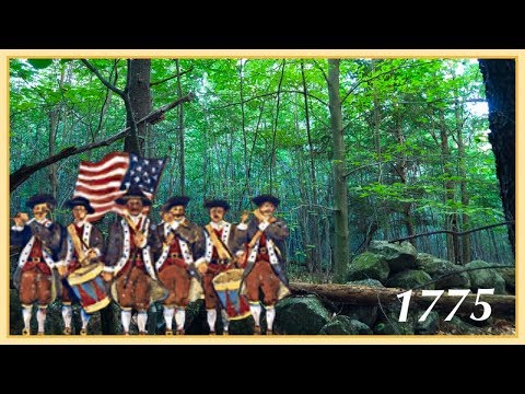Metal detecting finds a Revolutionary War artifact in the woods of NH!