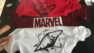 Camiseta de marbel avicci y adidas aliexpress