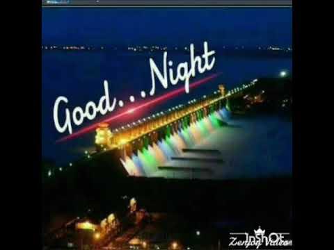 Good Night Telugu Song Youtube