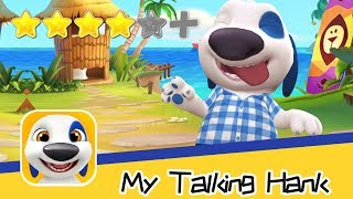 My Talking Hank - Outfit7 Limited - Day 16 Walkthrough Level Up 21 Recommend index four stars