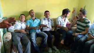 Köyümüzün gençleri Ramazan Bayramı Taşköprü Karşı köyü