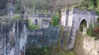 Gwrych Castle Drone 2017