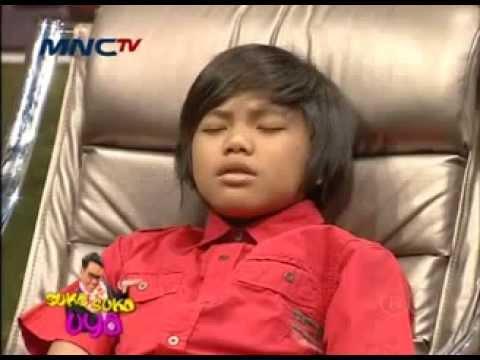 Suka Suka Uya 12 Juni 2014 - Tegar Di Hipnotis - Ternyata Tegar Mendukung Jokowi Part 1